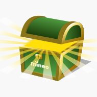 mineoオリジナルグッズイメージ