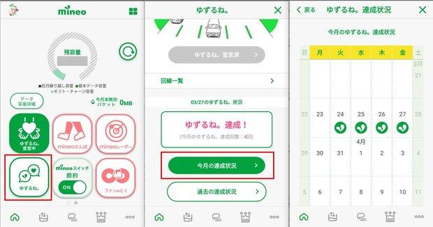 mineo_アプリ_ゆずるね達成状況.jpg