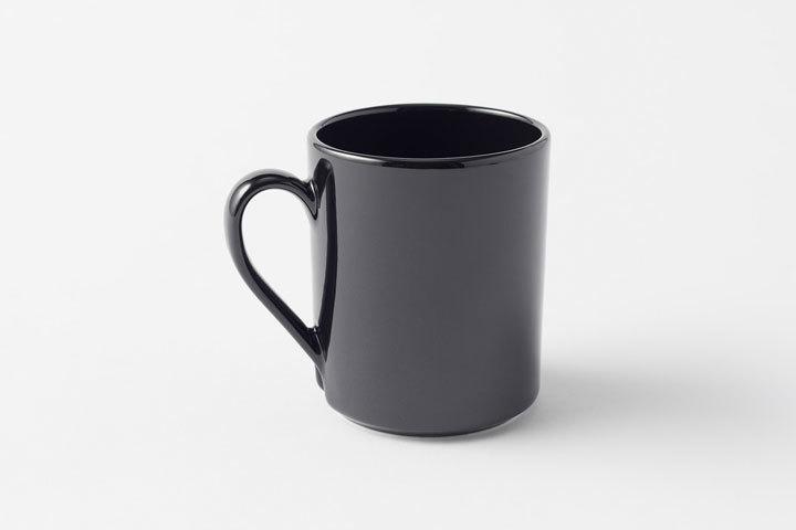 Ugadell Design Drieasy 300ml mug Black