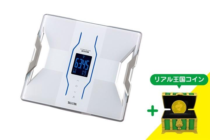 タニタ インナースキャンデュアル RD-909