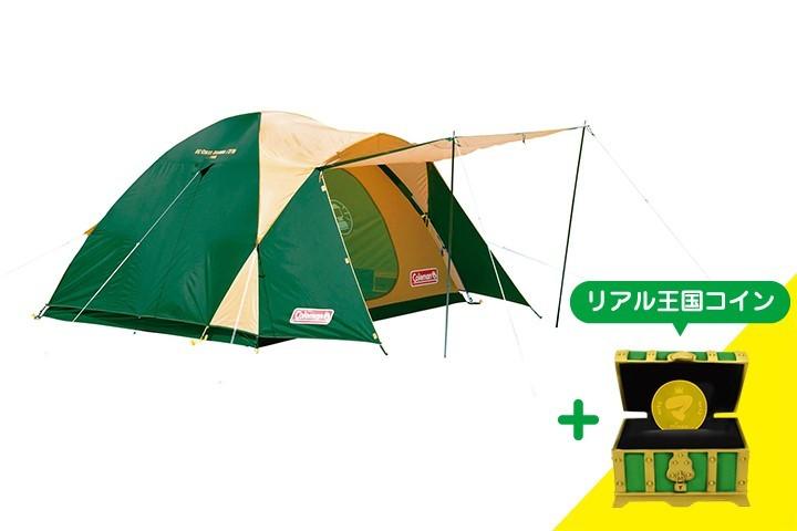 Coleman テント BCクロスドーム