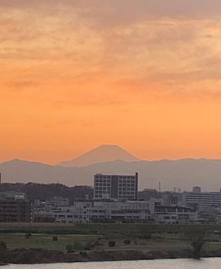 2992・夕焼けの富士.jpg