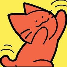 赤ネコ漫画家弁護士@LINEスタンプ!